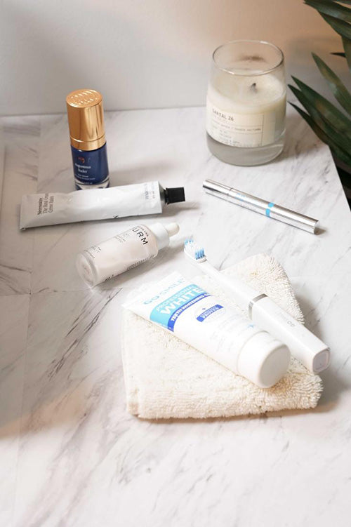 teeth cleaning items
