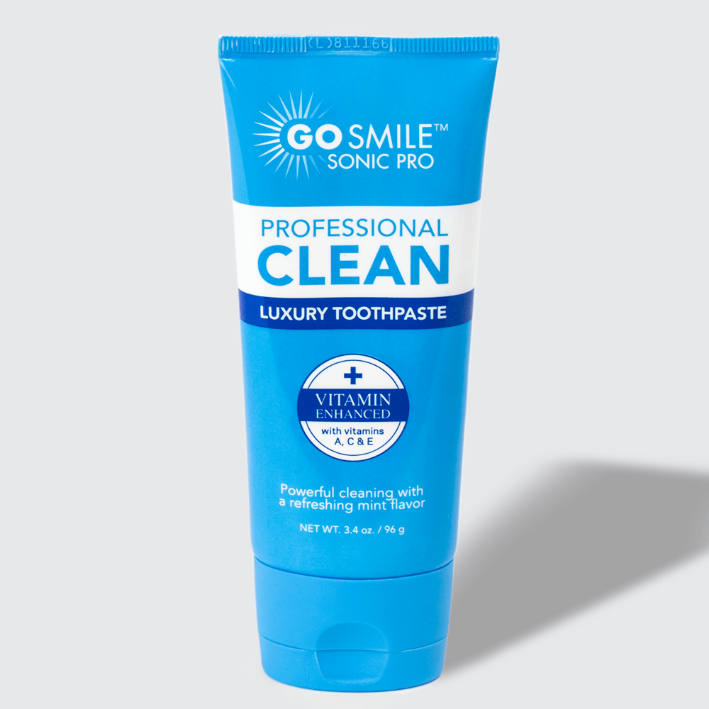 On The Go® Sonic Blue Replenish Pack (Heads & Toothpaste)