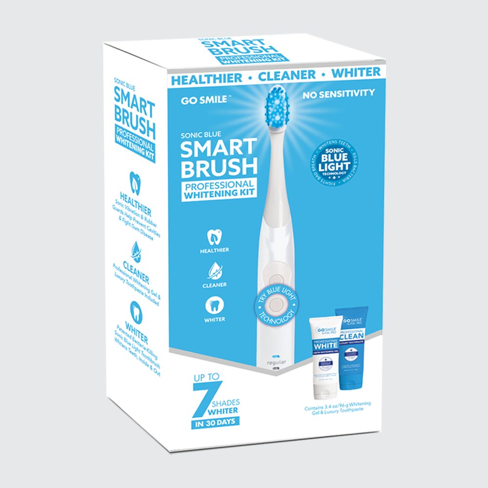 Sonic Blue Smart Brush