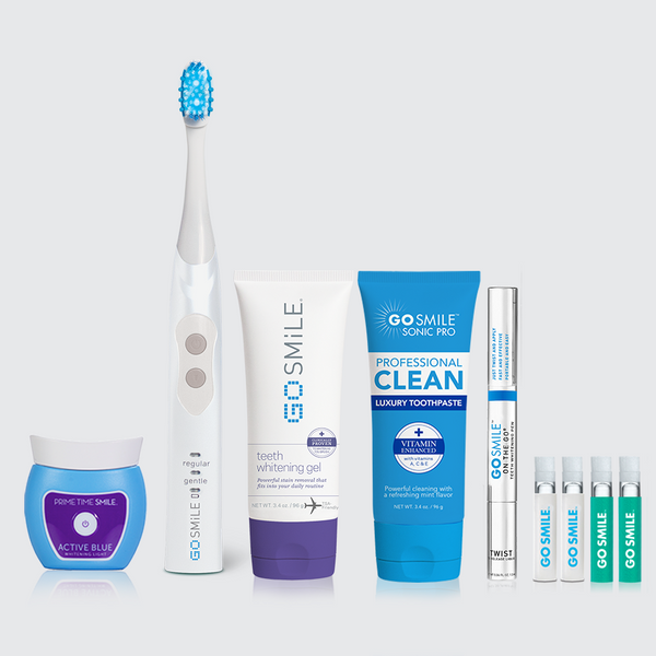 Teeth Whitening Luxury Kit
