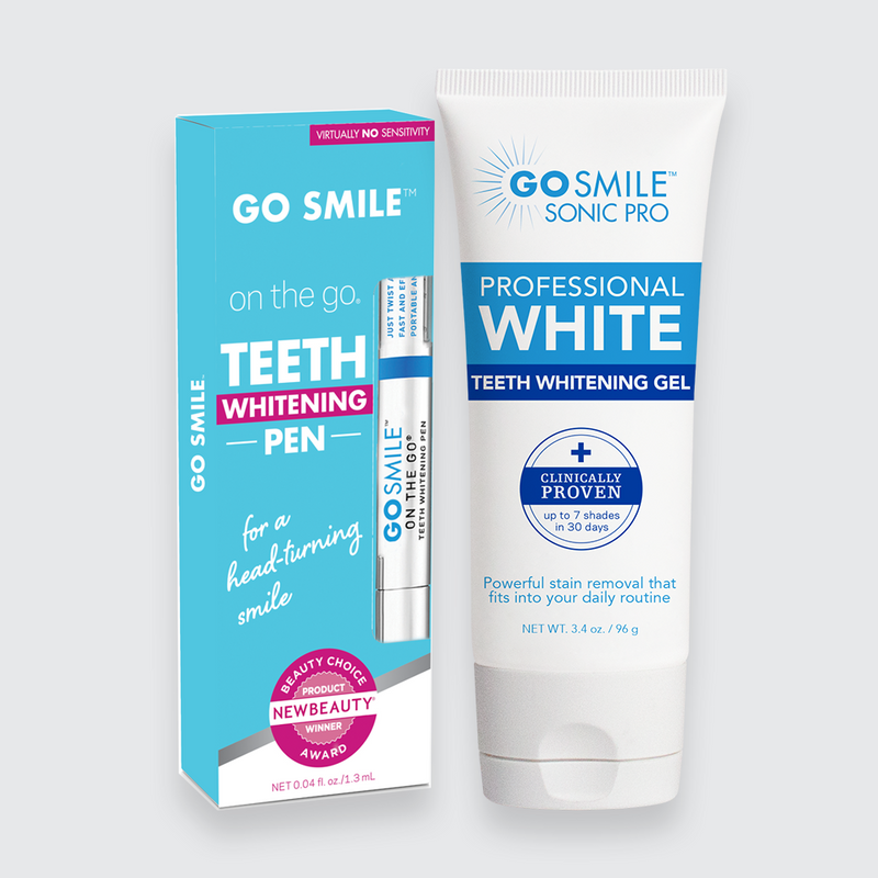 Teeth Whitening Gel + Pen
