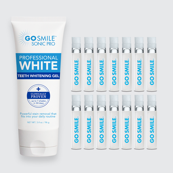 Teeth Whitening Gel + Snap Pack