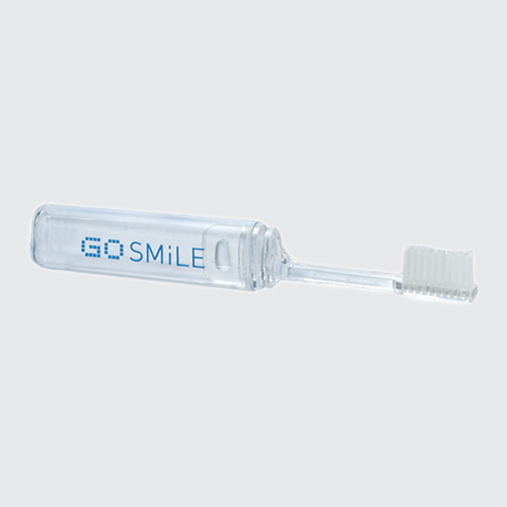 Mini Travel Toothbrush