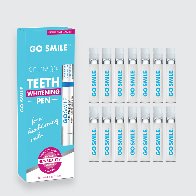 Snap Pack + Teeth Whitening Pen