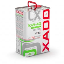 XADO Luxury Drive 10W-40 SYNTHETIC (4L)
