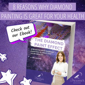 8 Reasons Why Diamond Painting Is Great For Your Health