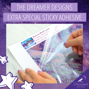 The Trick to our Dream-tech™ Adhesive