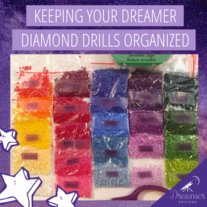 Keeping Your Diamond Drills Organized