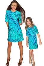 Tropical Dream Grace Shift Floral Mommy and Me