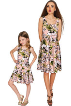 Darling Mia Fit & Flare Skater Mother & Daughter