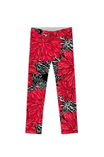 Hit The Mark Lucy Cute Red Black Floral Print