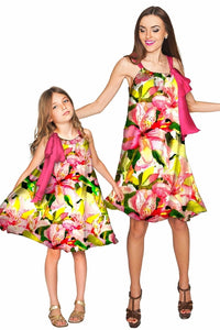 Havana Flash Melody Swing Chiffon Mommy and Me