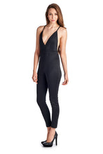 Women's Stretch Jumpsuit