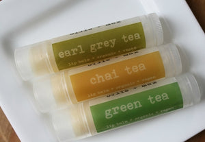 Chai Tea Vegan Lip Balm