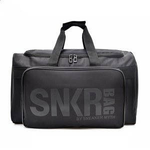 Multi-functional shoes storage bag sports fitness bag basketball bag large capacity duffel bag travel duffle