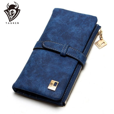 New Fashion Women Wallets Drawstring