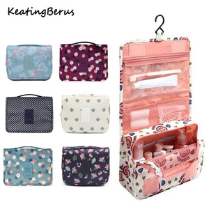 Men/Women's Waterproof High quality Hanging Cosmetic Bags