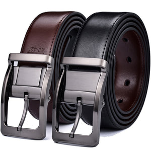 Men's Belt Reversible  Dress Casual 2 Colors