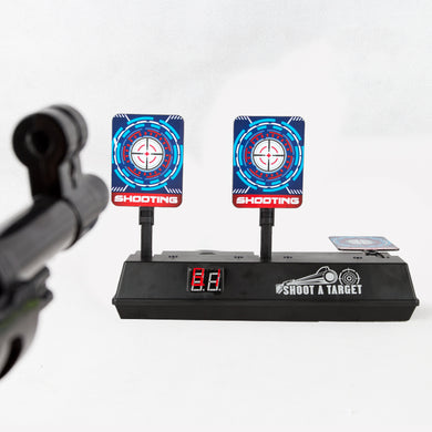 DIY High Precision Scoring Auto Reset Electric Target