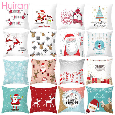 Christmas Cushion Cover Decorations For Home