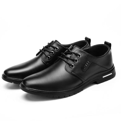 Leather Shoes Men Flats Fashion Men's Casual Shoes