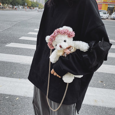 Fashion Bags for Women 2019 Brand New Little Bear Bag