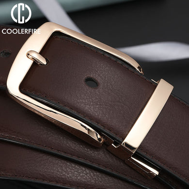 Men's Dress Reversible Belts Casual High Quality
