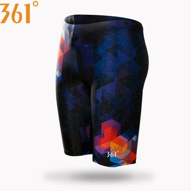 Men's Swimwear Tight Swim Trunks Quick Dry