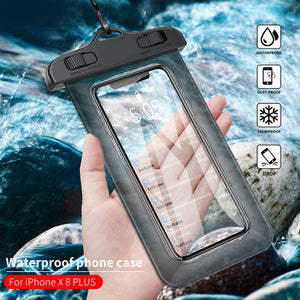 Universal Swimming Bags Waterproof Bag Underwater Pouch