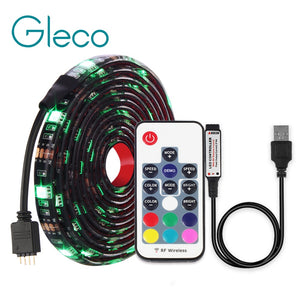 DC5V USB LED strip RGB Lighting Flexibe LED strip Adhesive Tape