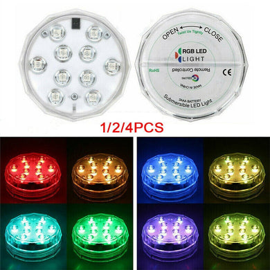 Remote Control Color Waterproof EFX Accent LED Lumination