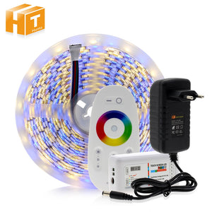 Changeable Flexible LED Light + Remote Controller + 12V 3A Power Adapter