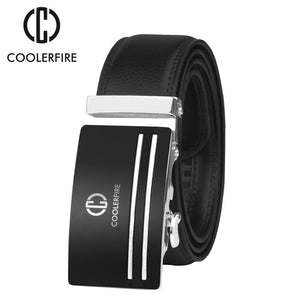 Top quality genuine fashion leather men's belt