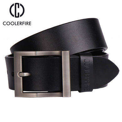 Men's genuine leather belt designer luxury