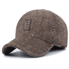 Baseball cap Thickened cotton snap-back caps