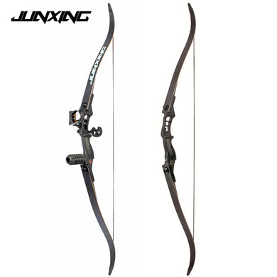 54 inch Re-curve Bow 30-50 lbs Riser Length 17 inch American Hunting