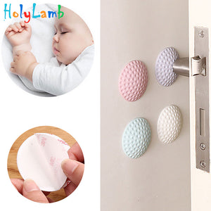 4 pcs Baby Safety Shock Absorber Door Stoppers