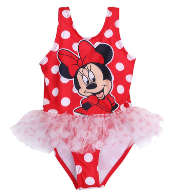 Baby Girl Swimsuit Cute Cartoon Bathing Kids Swimwear