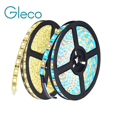 DC12V 5M LED Strip RGB White,Warm white,Red,Blue,Green Lighting
