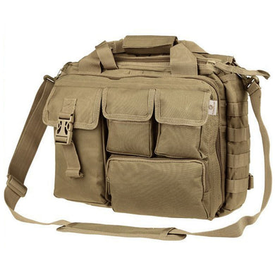 Multi-function Men's Military Nylon Shoulder Messenger Bag