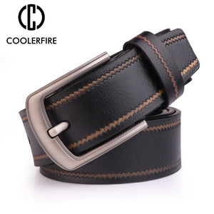 Fashion Genuine Leather Belts For Men