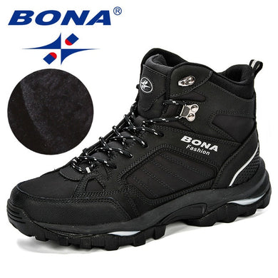 Men's Boots Anti-Skidding Leather Shoes Durable