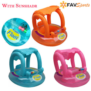 Baby Safety Swimming Rings Seat Inflatable