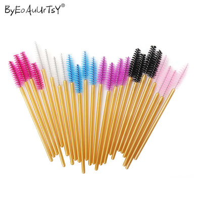 100pcs/Set Women's Fashion Disposable Eyelash Extentions
