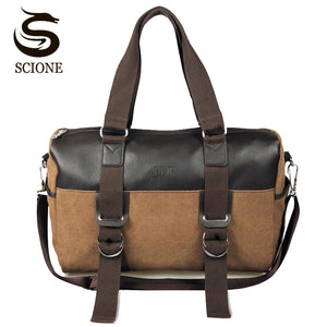 Men's Casual Briefcase Business Shoulder Bag