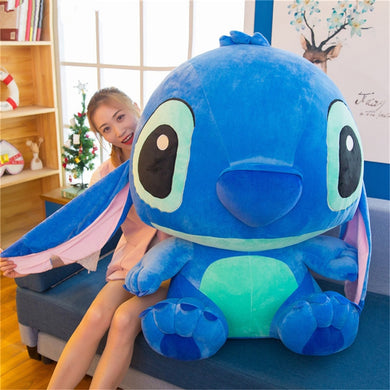 35-80cm Giant Cartoon Lilo & Stitch Plush Toys