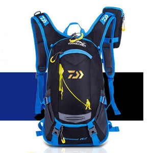 New Daiwa Fishing Bag Waterproof Tactical Backpack Fishing Bag Climbing Backpack Outdoor Bag Men Women Sports Bag Fishing Jacket