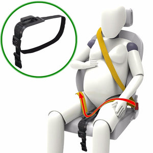 Maternity Car Seat Belt Adjuster for Comfort and Safety