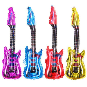 Inflatable Blow up Guitar