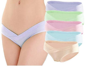 Cotton Maternity Breathable Pregnancy Panties